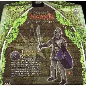 of Narnia Prince Caspian   Telmarine Soldier 6 Figure Toys & Games