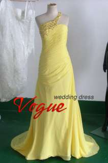 Hot New Evening Gown Wedding Dress Party Prom S269
