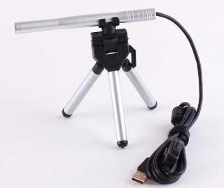 2MP Mini USB Digital Microscope Endoscope Otoscope LED
