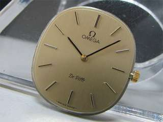 Vintage 1970s OMEGA mechanical watch [DeVille] Cal.625