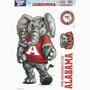 ALABAMA CRIMSON TIDE 11X17 ULTRA DECAL WINDOW CLING