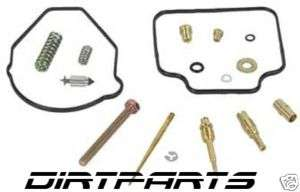Complete Carburetor Rebuild Kit Yamaha Big Bear 400