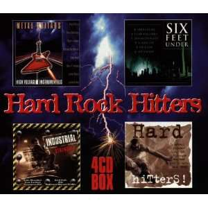 Hard Rock Hitters Various Artists Music