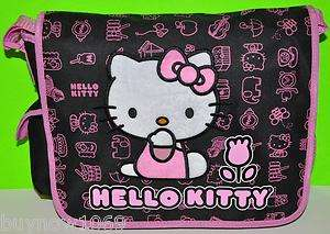 MESSENGER BAG BOOK BAG BACKPACK PK TULIP SANRIO TOTE DIAPER BAG NWT