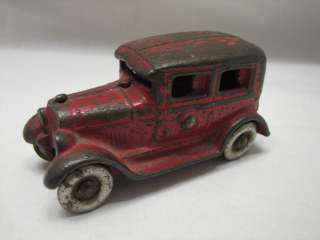 EARLY KILGORE CAST IRON TOY CAR T 22 FORD MODEL A TUDOR