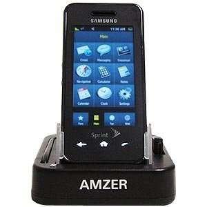 com High Quality Amzer Desktop Cradle Extra Battery Charging Slot Dc