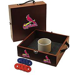 MLB St. Louis Cardinals Washer Toss Game
