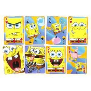 : Nickelodeon Spongebob Squarepants Playing Cards: Sports & Outdoors