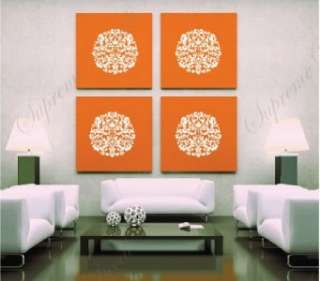 Beautiful carvings (set of 3) removable wall decals