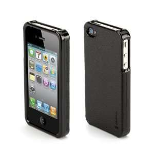 GRIFFIN ELAN Form Pebbled Leather Shell Case for APPLE IPHONE 4