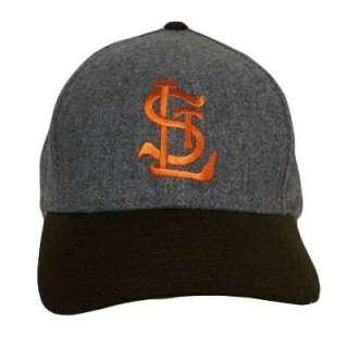 ST LOUIS CARDINALS BROWN HAT CAP VINTAGE 1924 FIT 6 7/8