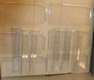 Crane National 430 431 cold food vending machine shelf dividers Part