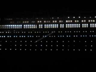 Britannic 40 LED LIGHTS Model Cruise Ship Replica
