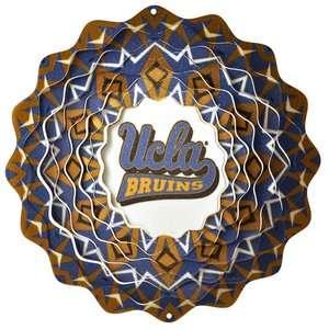 University of California Los Angeles Wind Spinner Garden Center