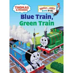 Thomas & Friends Blue Train, Green Train (Thomas