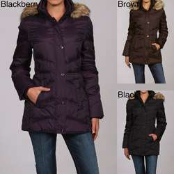 London Fog Womens Down Coat