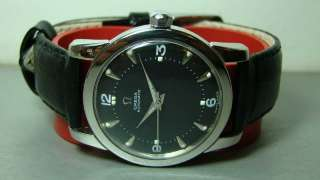 VINTAGE OMEGA SEAMASTER AUTOMATIC BUMPER STEEL MENS WRIST WATCH OLD