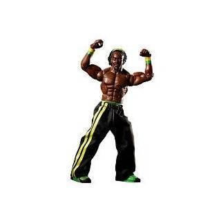 WWE Wrestling DELUXE Aggression Series 17 Action Figure Kofi Kingston
