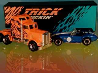 Aerodyne Big Rig Hauler Semi Trick Truck Limited Edition