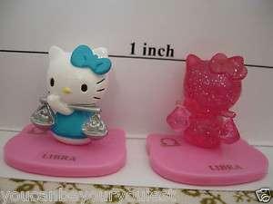 Hello Kitty Pocket Zodiac Sanrio Tiny Figures Set of 2 Libra