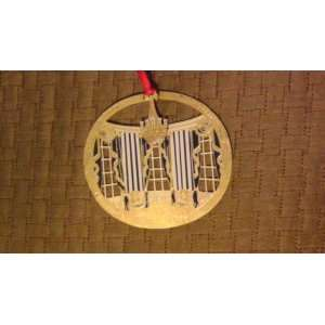 White House Christmas Ornament 1990