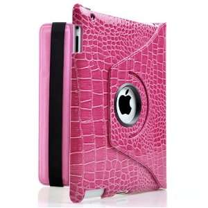 Leather Case Cover Stand with sleeping function For Apple iPad 3 3rd