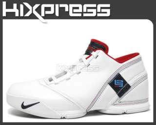 Nike Zoom Lebron V Low 5 White/Red