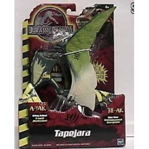 Jurassic Park 3 Electronic Tapejara Action Figure By Hasbro