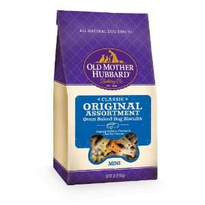Old Mother Hubbard Crunchy Classic Snacks for Dogs, Mini Original