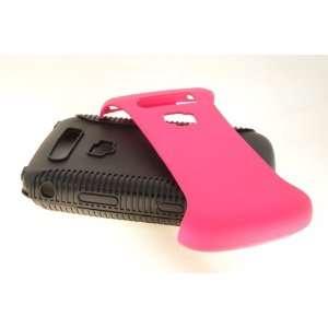 Blackberry Torch 9800 / 9810 Hybrid Case Cover for Neon