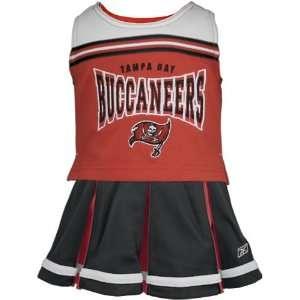 Tampa Bay Buccaneers Historic Logo Preschool Mesh Shorts - Red
