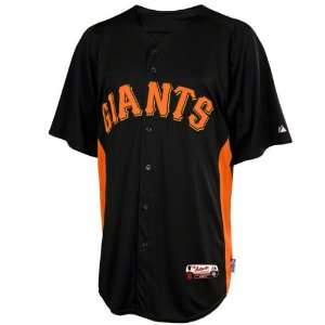 San Francisco Giants Customized Authentic Cool Base
