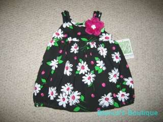 NEW CHARMING PETALS Capri Girls Summer Clothes 2T