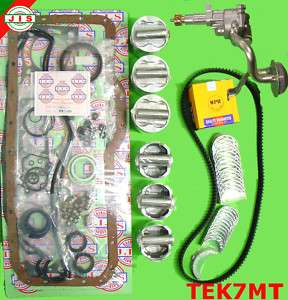 87 92 Toyota Supra Turbo 7MGTE Engine Kit TEK7MT