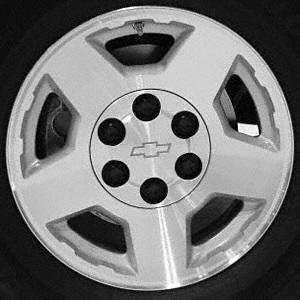 04 05 CHEVY CHEVROLET SUBURBAN ALLOY WHEEL RIM 17 INCH SUV