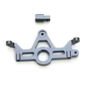 Cnc Machined Aluminum Hd Motor Mount Slash   Gun Metal Toys & Games