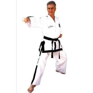 ITF Taekwondo Master Uniform Dobok: Sports & Outdoors