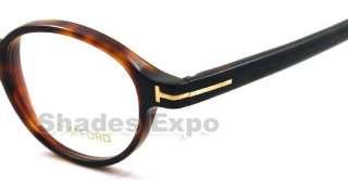 NEW TOM FORD EYEGLASSES TF 5131 HAVANA 052 OPTICAL RX
