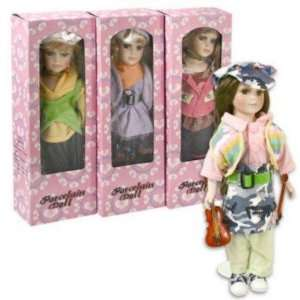 Doll 16H Fashion Girl 4 Assorted Case Pack 12 Everything