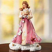 Lenox Elizabeth Christmas Princess FIGURINE NEW 2005