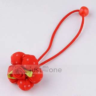Infant Hair Decoration Rose Flower Elastic Head Rope Loop Band
