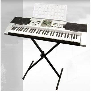 Casio CTK 496 Electronic Keyboard with 61 Full Size Keys