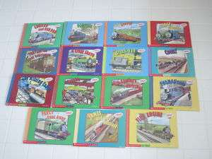 Awdry THOMAS (TANK ENGINE) & FRIENDS Club Lot 15 books |