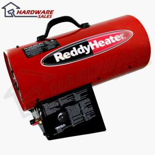 Reddy Heater RLP125VA 125,000 Propane Forced Air Heater