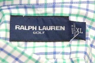 NWT RALPH LAUREN GOLF ~LAGUNA LONGSLEEVE SHIRT TOP ~M