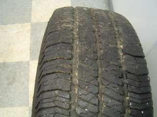 07 10 Jeep Wrangler OEM 5 Spoke Wheels Tires 17x7.5