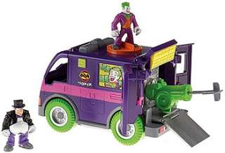 Fisher Price Batman Vehicles Joker Van   Fisher Price   Toys R Us