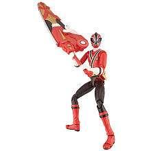 Power Rangers 6 inch Shinkenger Action Figure   Red   Bandai   ToysR