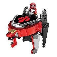 Mega Bloks Power Rangers Samurai LionZord (5772)   MEGA Brands   Toys