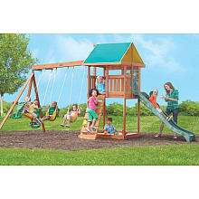 Ashford Swing Set Big Backyard